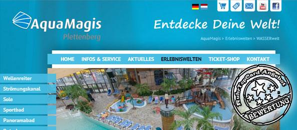 RTC-Erlebnis: AquaMagis Plettenberg - Sauerland -  - 1