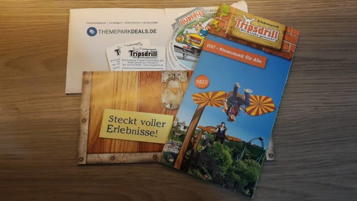Gewinn einlösen mit ThemeParkDeals.de - - 4 -