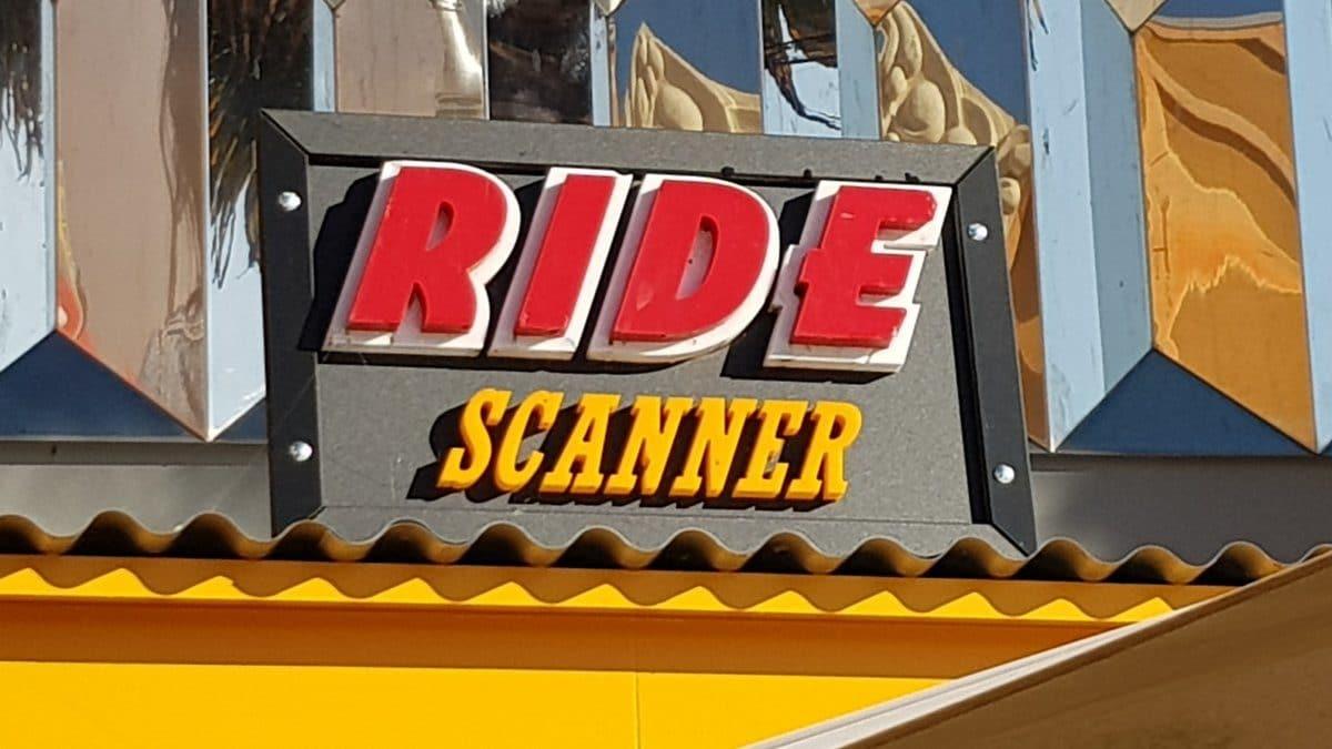 Ride Scanner - die Größe muss passen - - 8 -