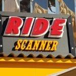 Ride Scanner – die Größe muss passen