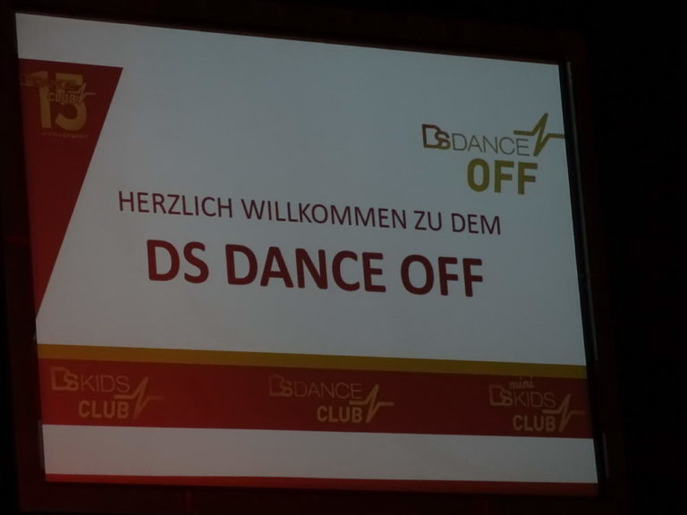 Intro zu den DS Dance Off 2018