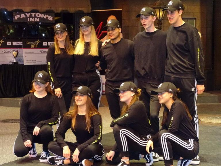 Diced Up - Tanzschule Fischer