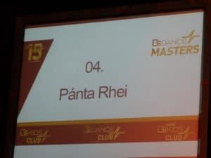 Platz 4 - Pánta Rhei
