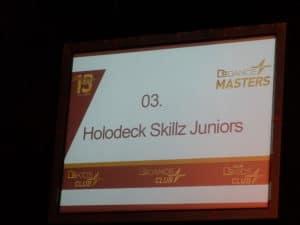 Platz 5(1) - Holodeck Skillz Juniors