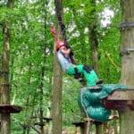Kletterpark tree2tree Duisburg - 360° - - 1 -