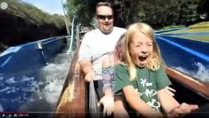 Wild River - Onride 360° Video - - 2
