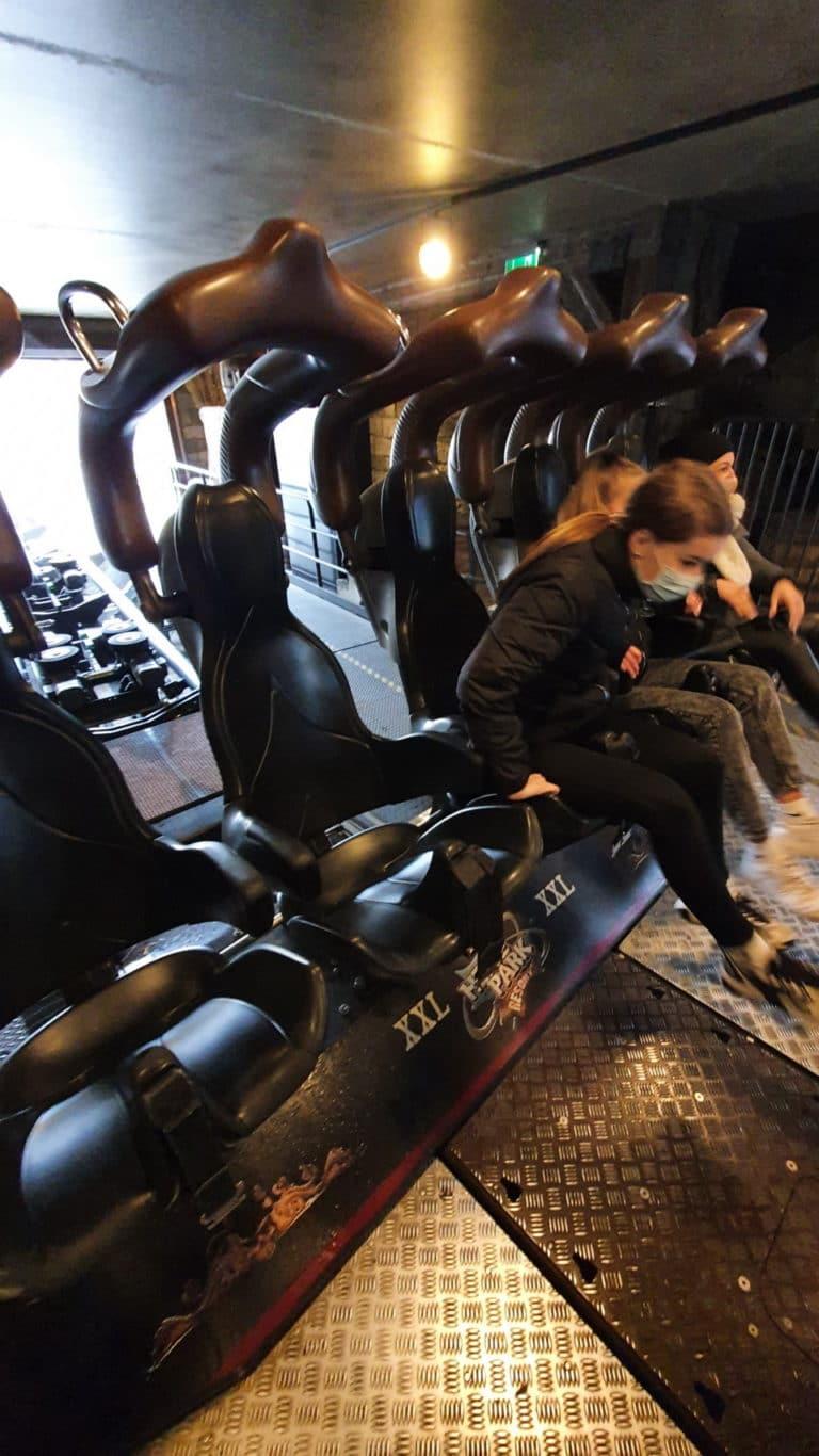XXL Seat der Krake