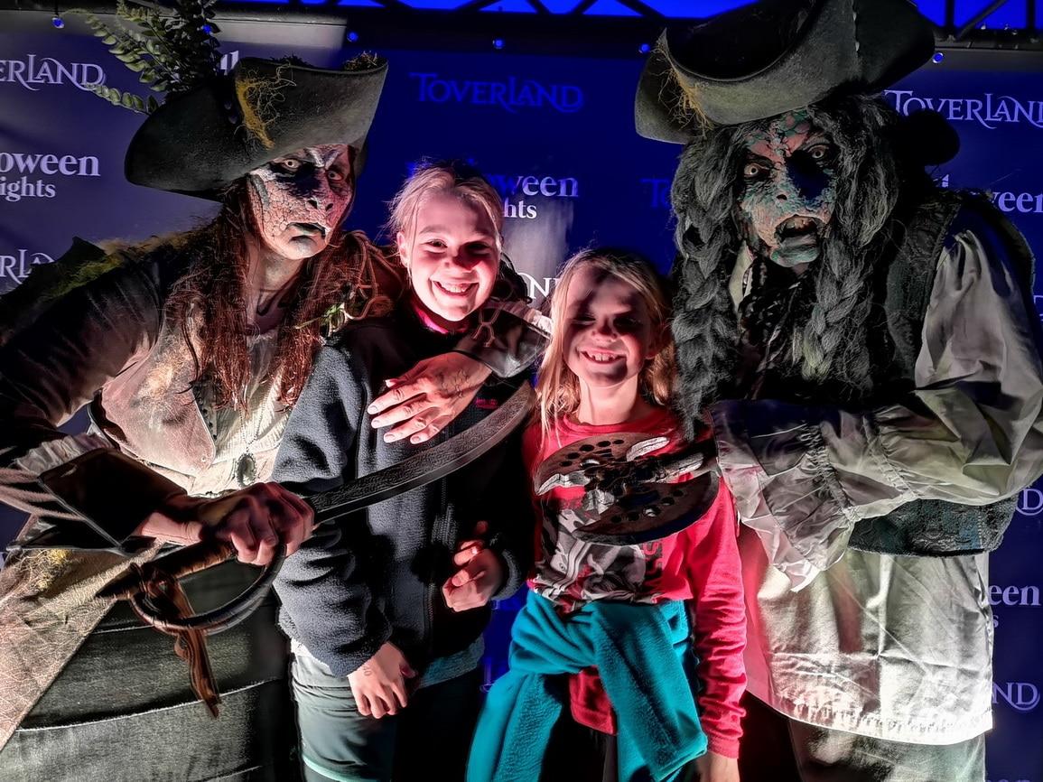 Titelbild Halloween Toverland