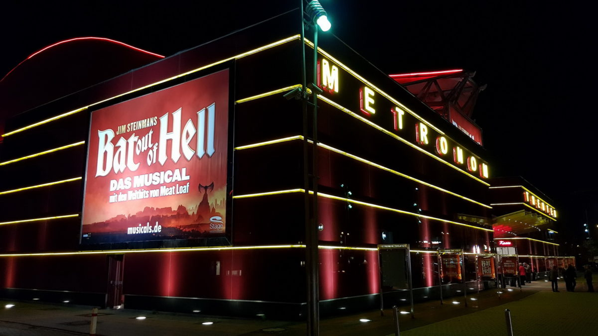 Bat out of Hell - das Musical in Oberhausen - - 3
