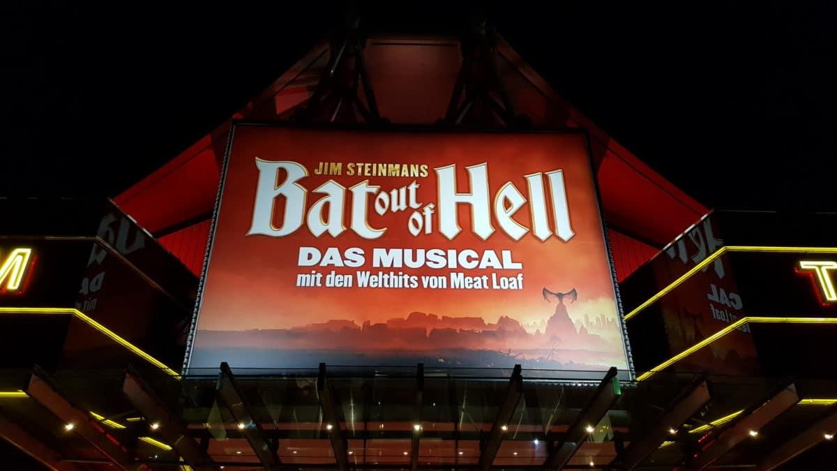 Bat out of Hell - das Musical in Oberhausen - - 2 -