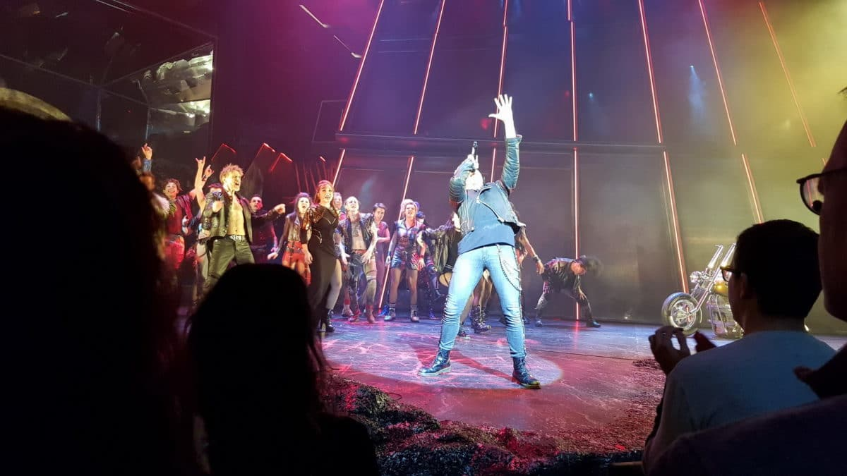 Bat out of Hell - das Musical in Oberhausen - - 5 -