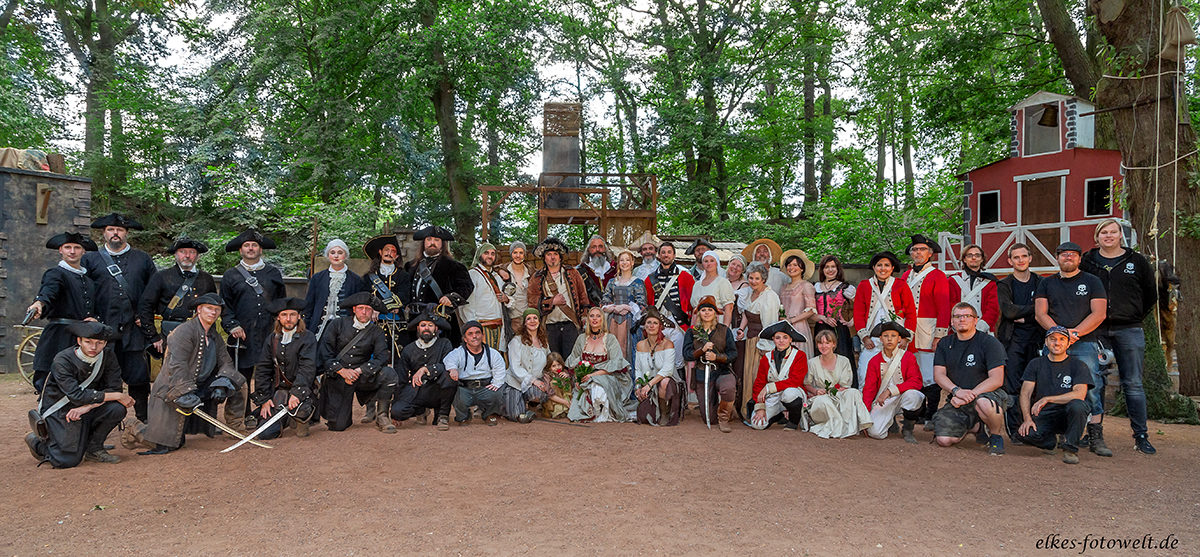 Die Rache des Don Montego - Pirates Action Theater 2019 - - 7