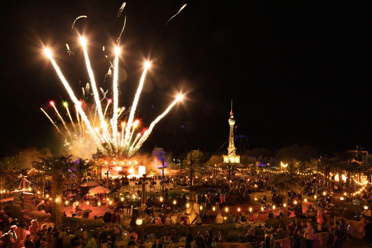 Toverland präsentiert magische Mittsommerabende (PM) - - 2 -