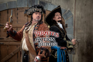 Titelbild Pirates Action Theater 2019