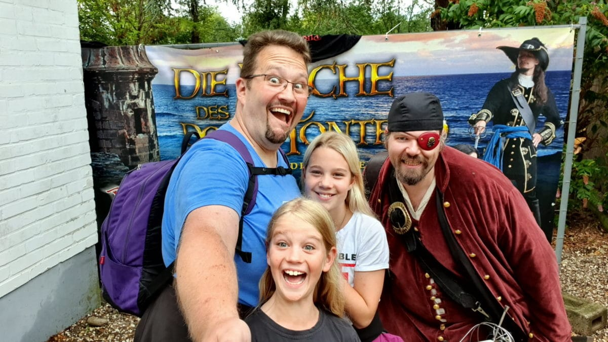 Die Rache des Don Montego - Pirates Action Theater 2019 - - 3