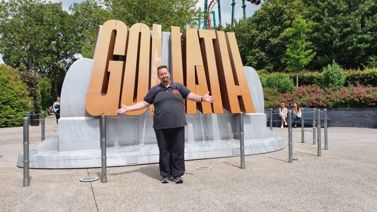XXL Check: Goliath