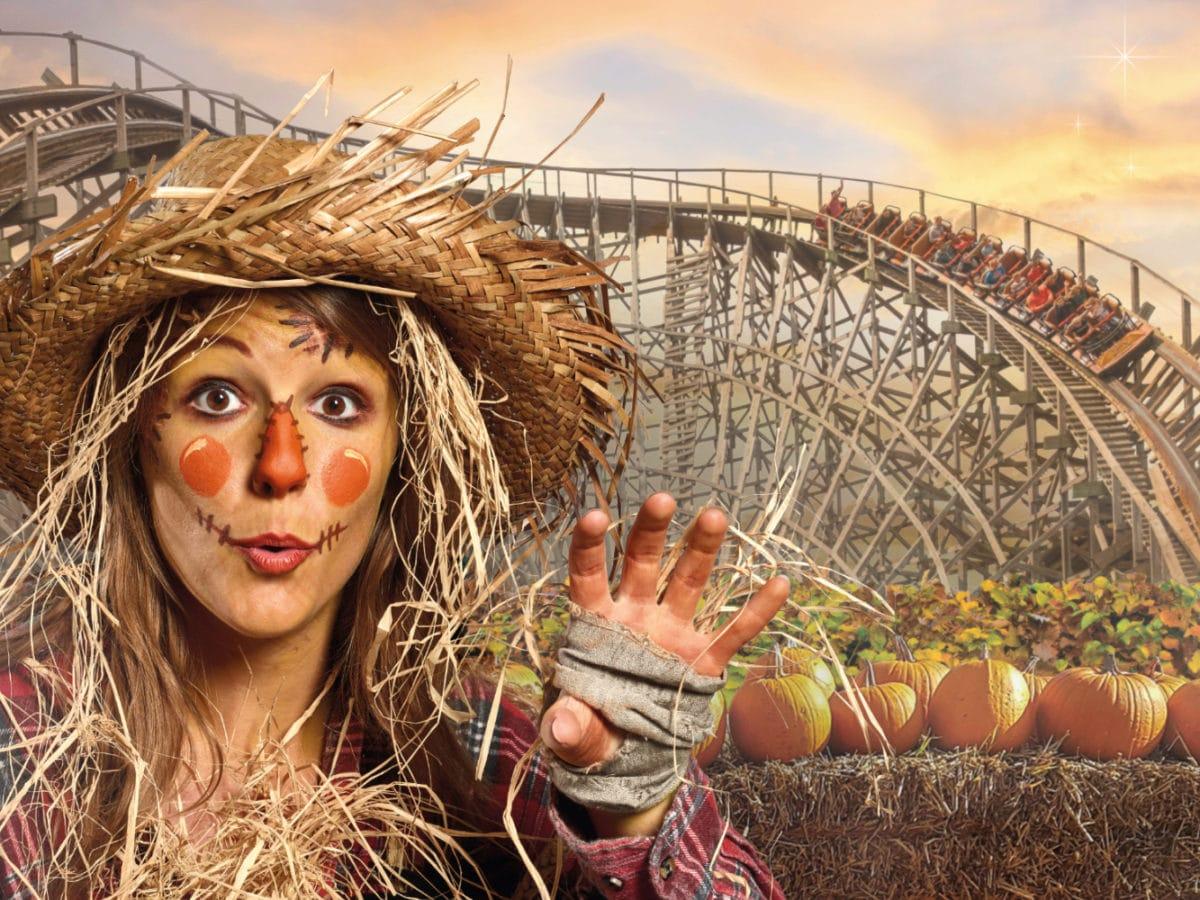 Halloween im Toverland: Mehr düstere Magie als jemals zuvor (PM) - - 1 -