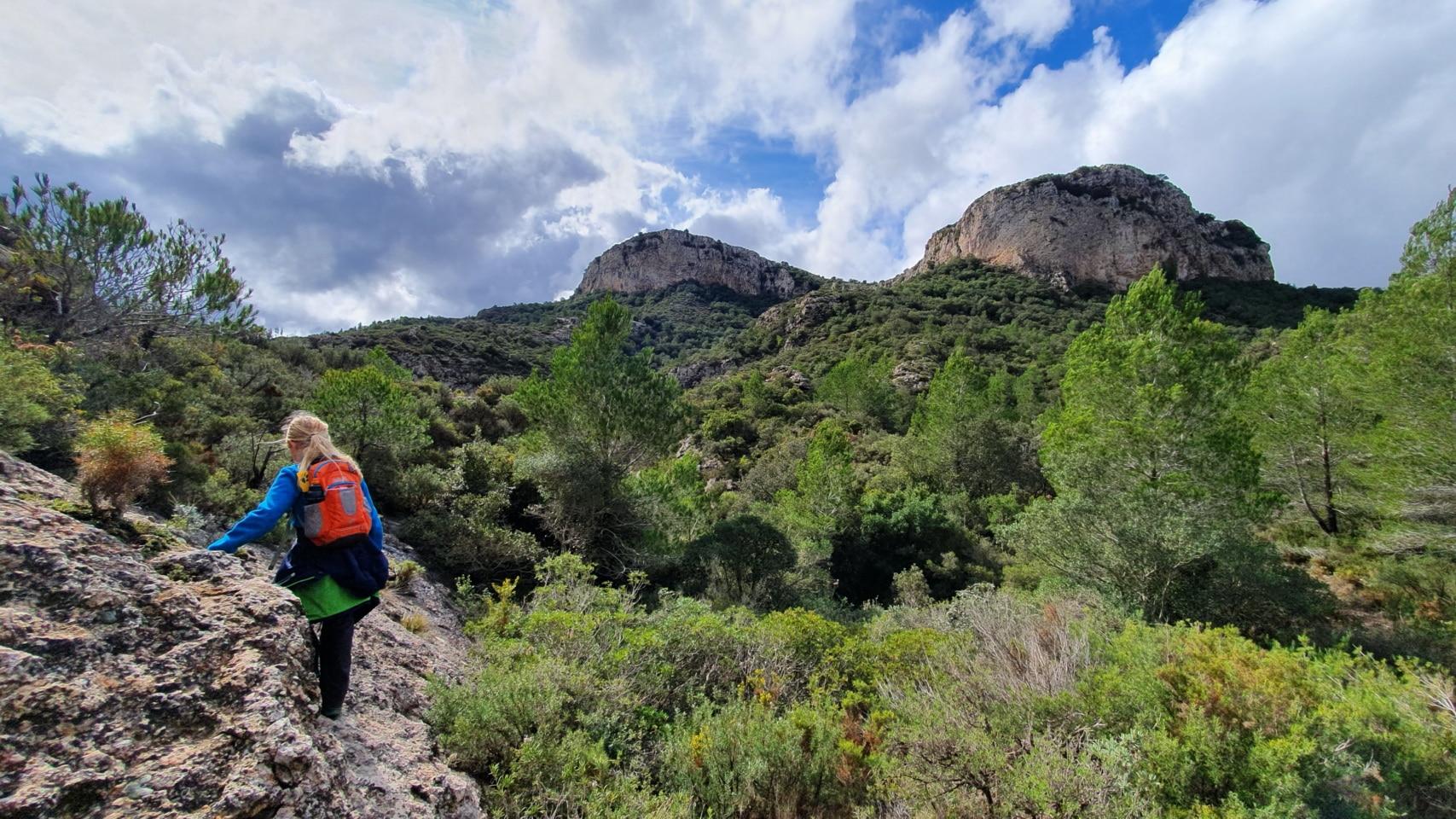 Bergtour: Mola de Genessies (Tarragona) - - 8