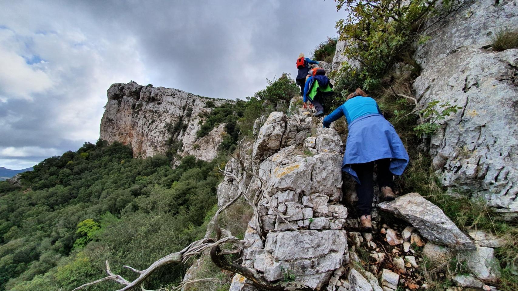 Bergtour: Mola de Genessies (Tarragona) - - 11