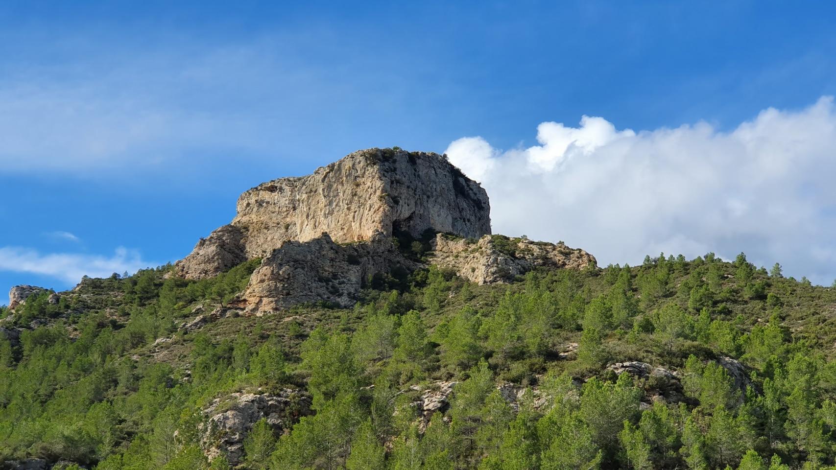 Bergtour: Mola de Genessies (Tarragona) - - 15