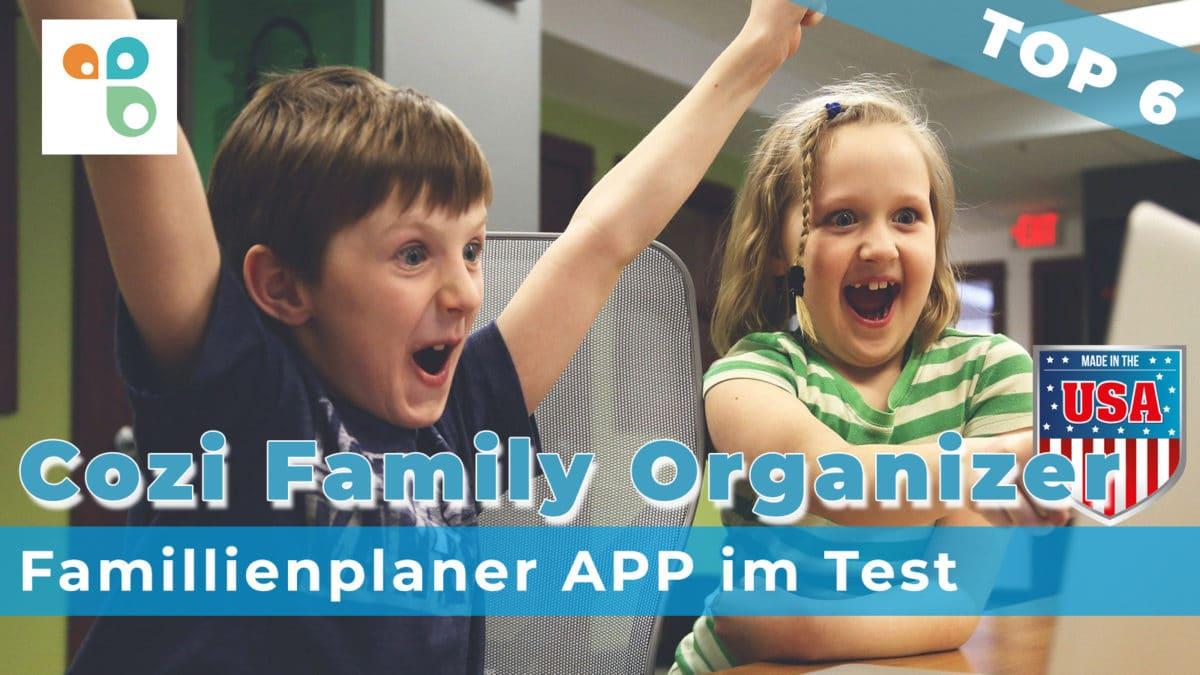 Top 6 Familienkalender App im Test: Famanice - Familienkalender - 2