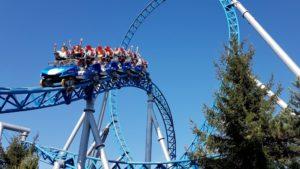 Blue Fire - Megacoaster