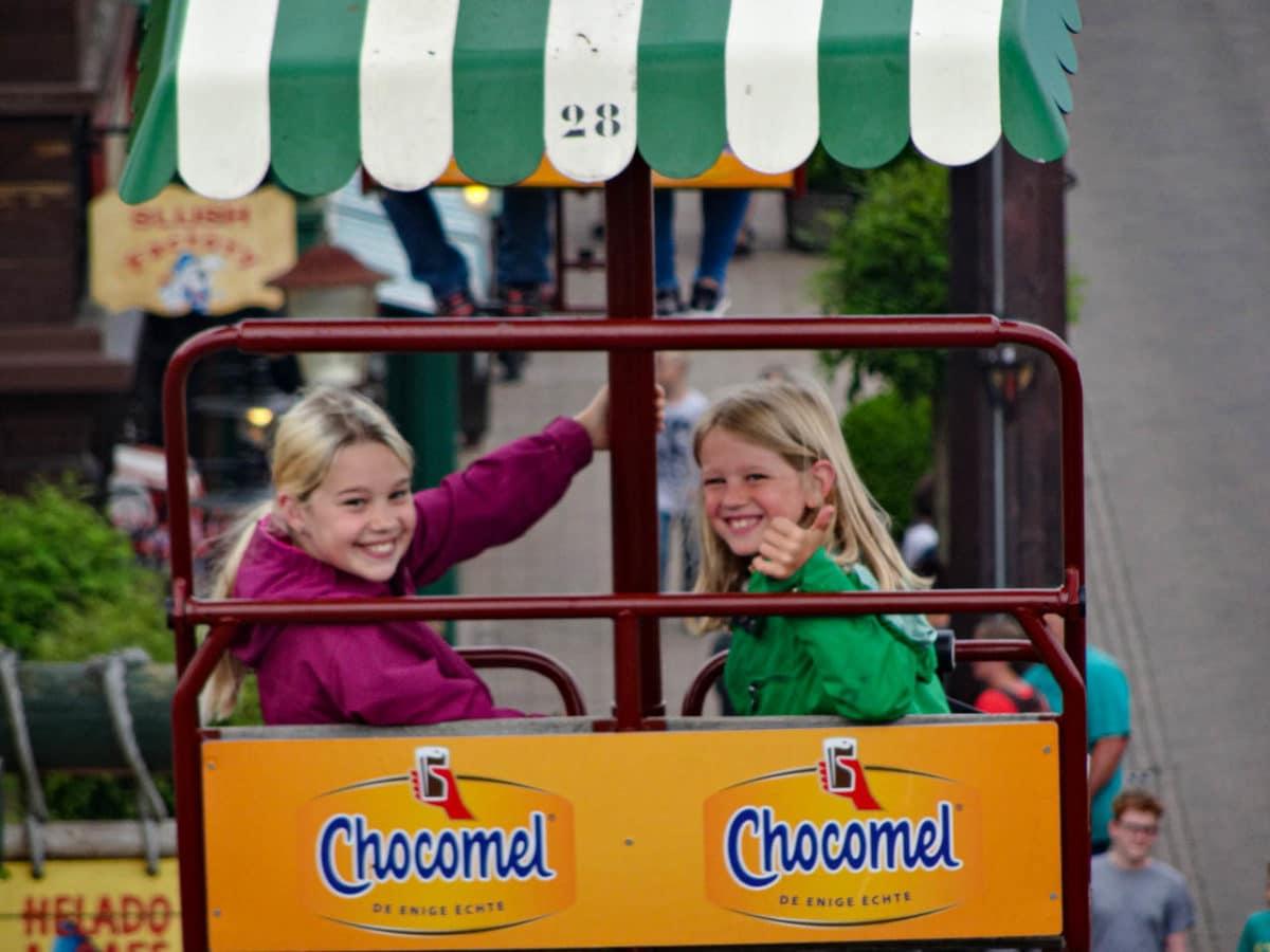 Gastronomie Attractiepark Slagharen